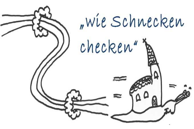 """Kabarett """"wie Schnecken checken"""""""