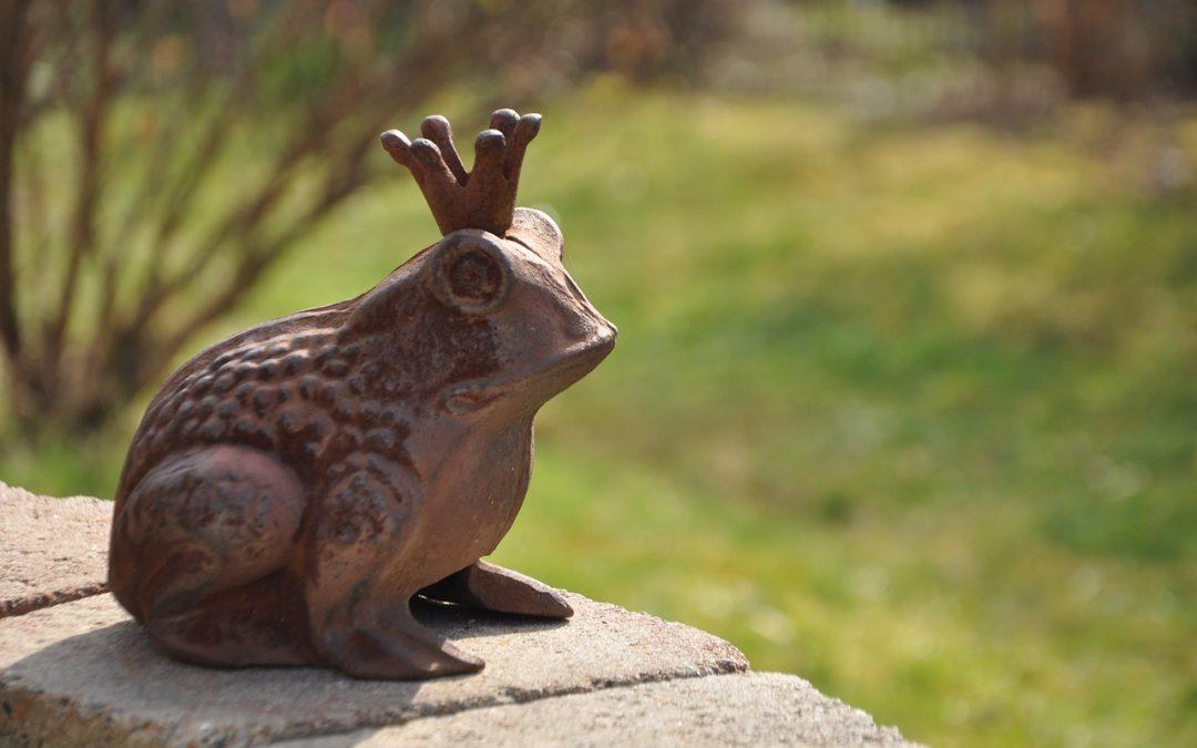 Vom Märchenprinz zum schweigenden Frosch